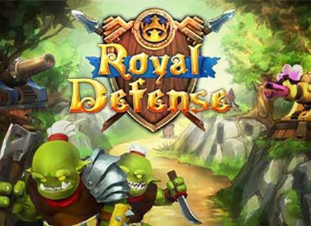 لعبة الدفاع الملكي Royal Defense