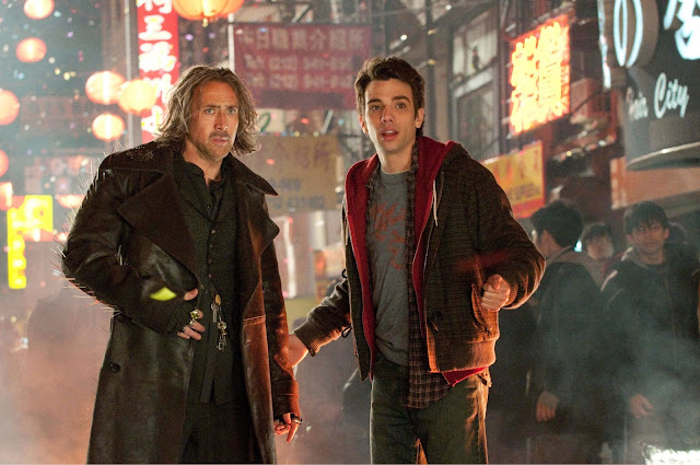 The Sorcerer's Apprentice - Nicolas Cage & Jay Baruchel | A Constantly Racing Mind