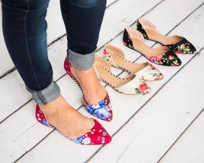 Nyaman dengan Flatshoes? Ikuti 5 tips Pemakaiannya