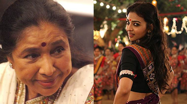 Radhika Apte Pays Tribute To Asha Bhosle, Here's What She Had To Say!