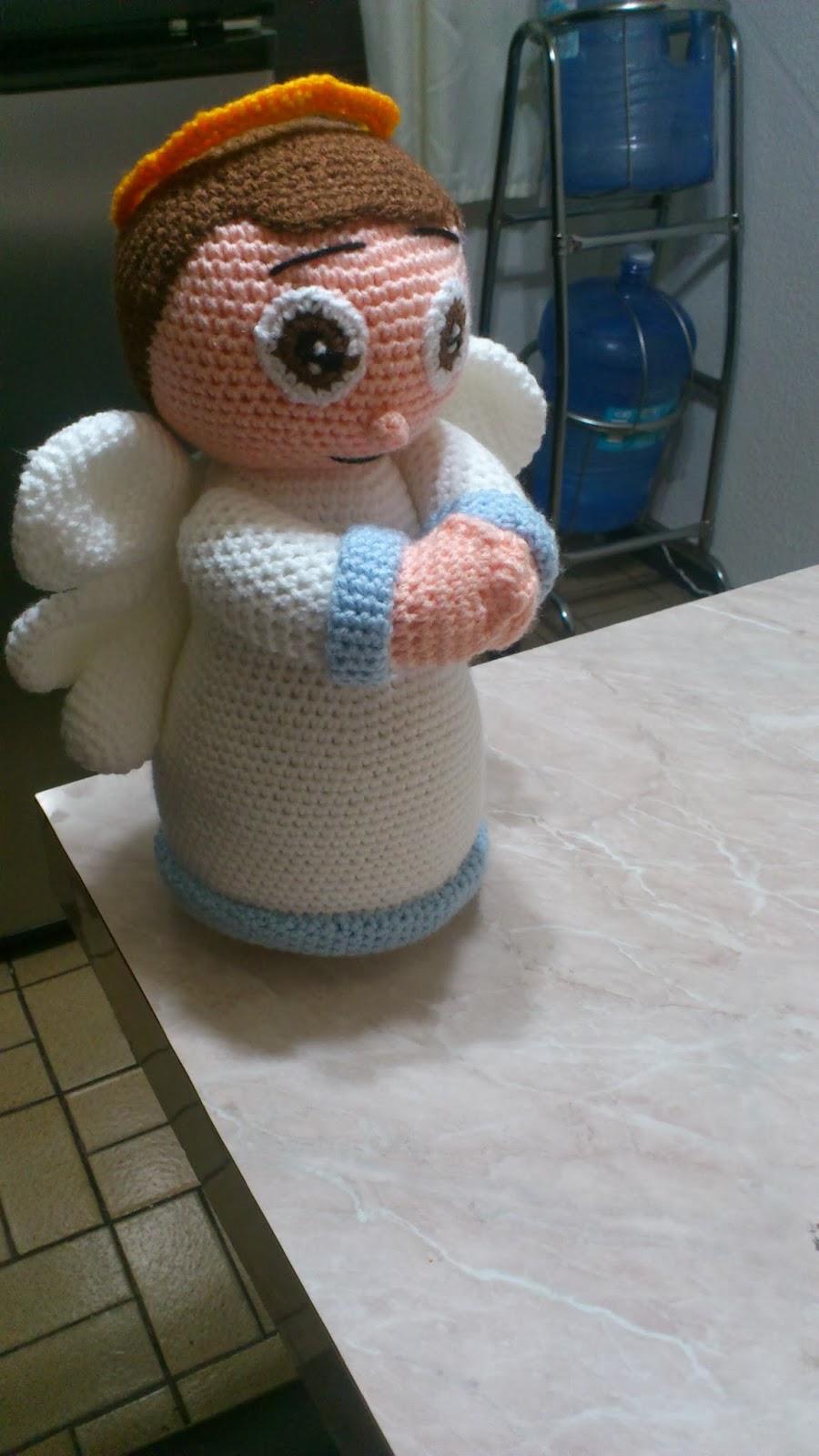 Lovely Angel crochet pattern | Patrones amigurumi, Navidad ... | 1600x900