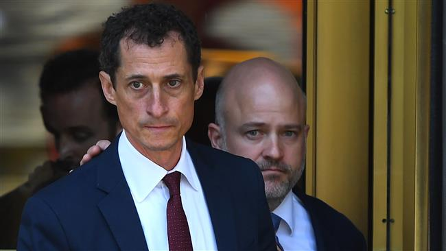 US prosecutors seeks prison time for Congressman Anthony Weiner in 'sexting' case
