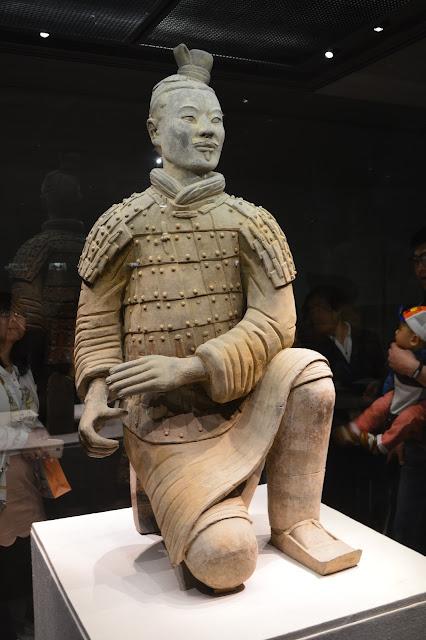 Archer soldat de Xi'an