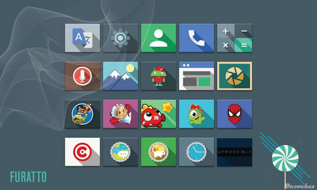 Furatto icon pack apk free download