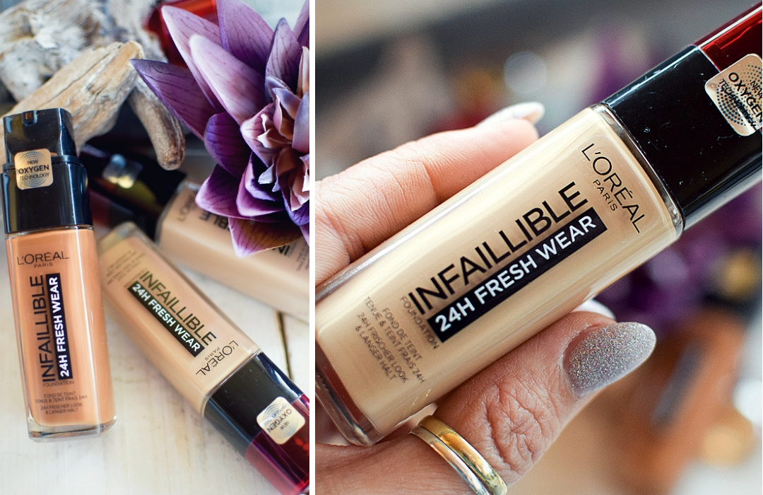 wie gut ist die L'Oréal Infaillible 24h Fresh Wear Foundation