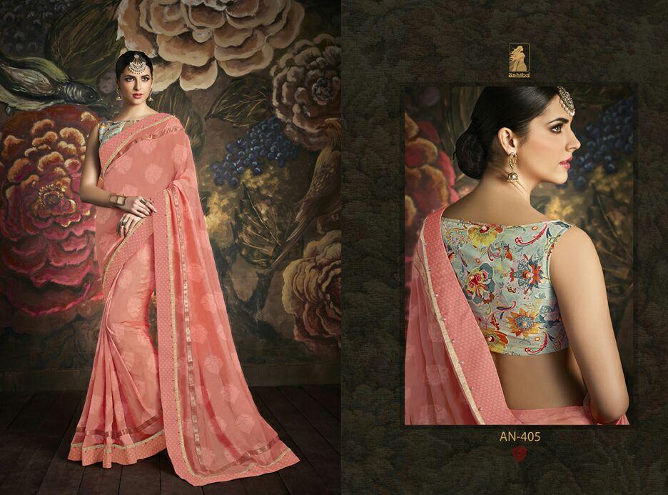 Anaisha Vol 4 – Heavy Collection Bridel Wear Designer Saree
