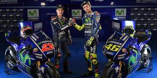 Rossi and Vinales Weak, Barbera To control FP2 German MotoGP