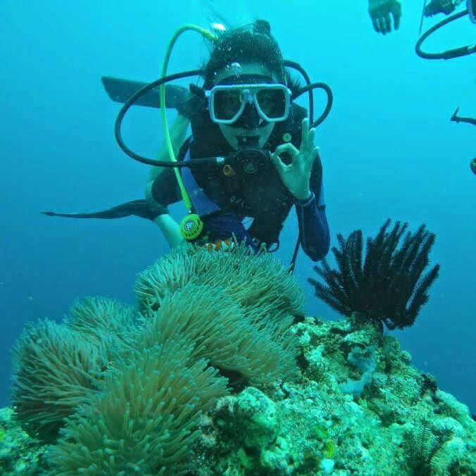 Scuba Diving at Lemlunay