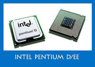 Intel Pentium D/EE (2006)
