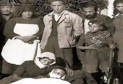 29 Νοεμβρίου 1943- Η συγκλονιστική μαρτυρία μαθητή για το βομβαρδισμό του Σκεπαστού Καλαβρύτων