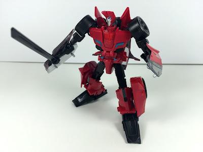 Transformers RID 2015 Sideswipe sword