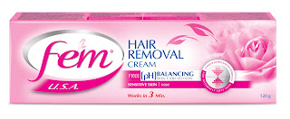 Product Placement – Fem Hair Removal Cream
