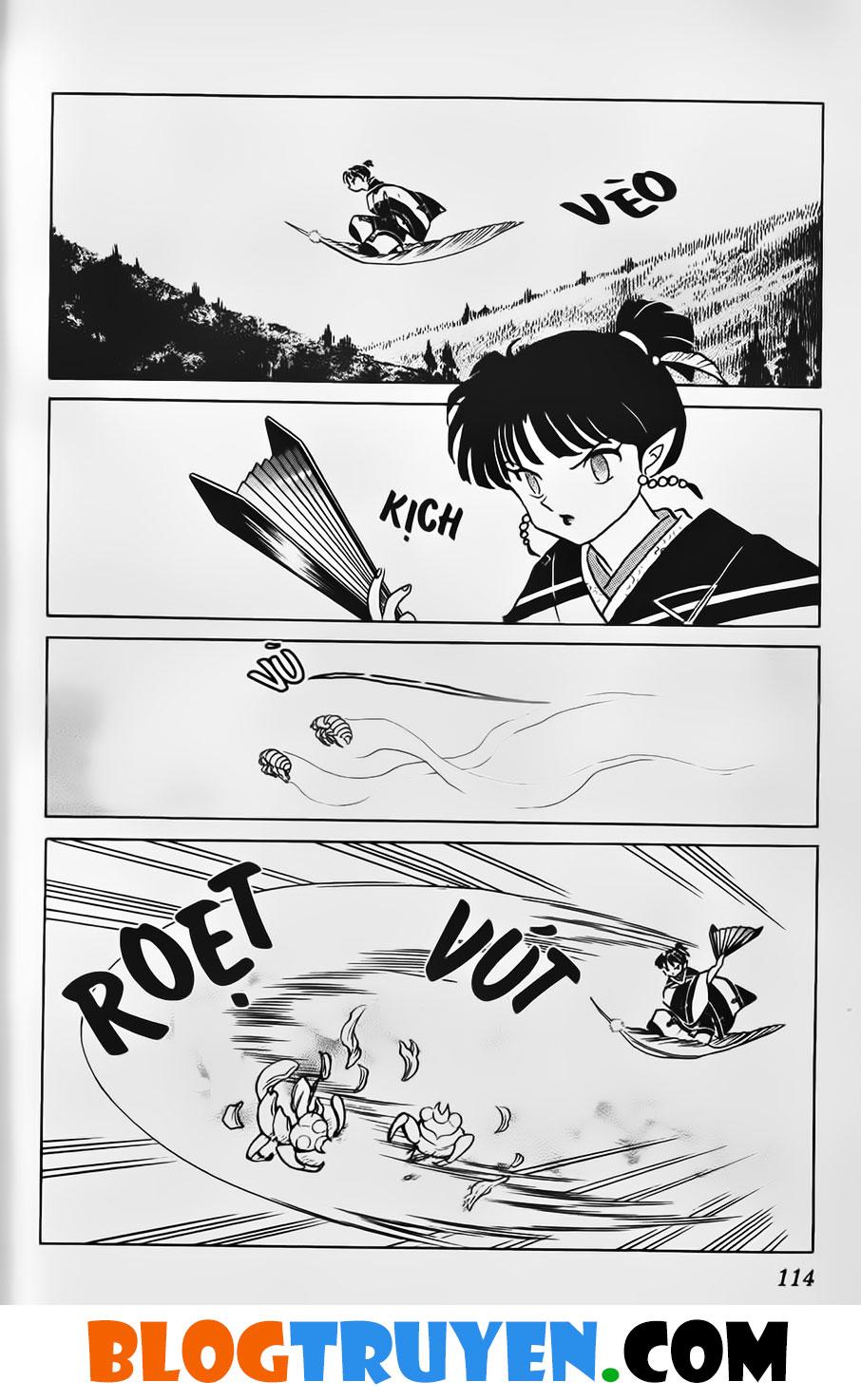 Inuyasha vol 34.7 trang 3