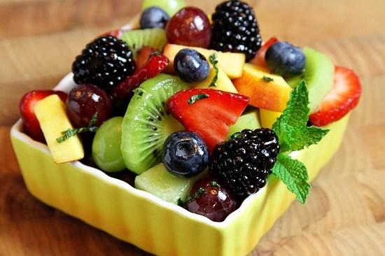 buah untuk sakit tipes