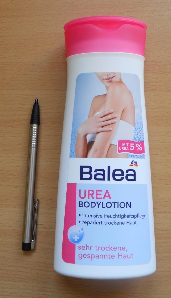 yuniis pflegeblog bewertung der balea urea bodylotion von dm drogeriemarkt. Black Bedroom Furniture Sets. Home Design Ideas