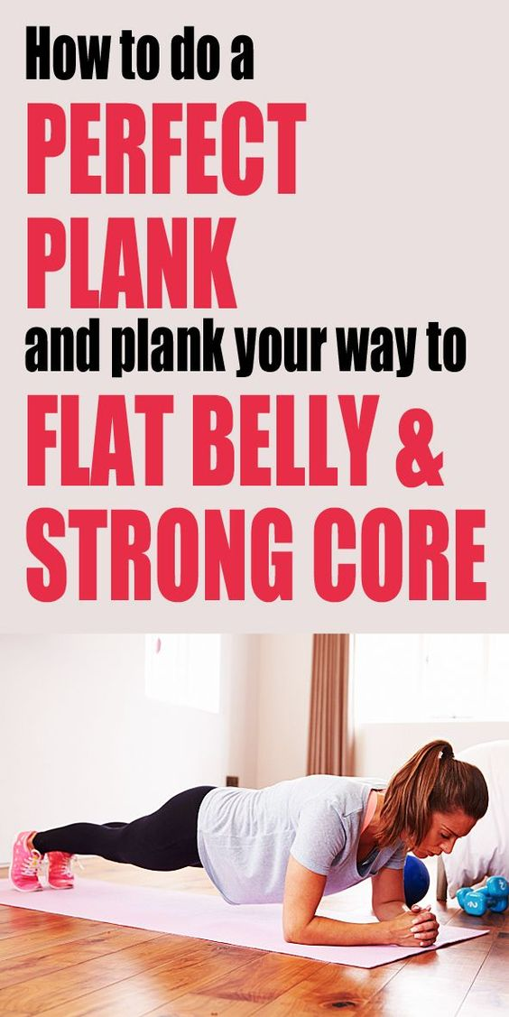 How to do planks correctly Publish