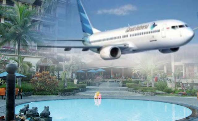 Booking Hotel dan Tiket Pesawat