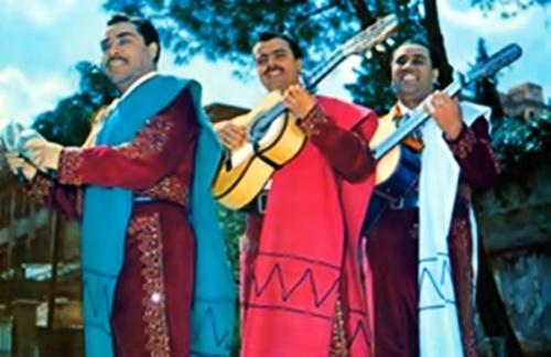 Los Tres Diamantes - La Malagueña