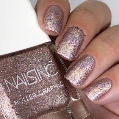 nails inc cosmic cutie holler-graphic collection