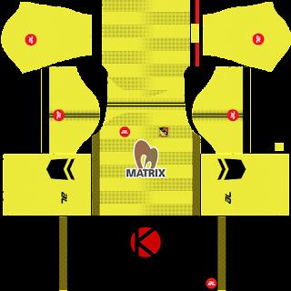 Negeri Sembilan Kits 2018 -  Dream League Soccer Kits