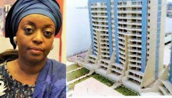Court orders permanent forfeiture of 56 houses linked to Diezani