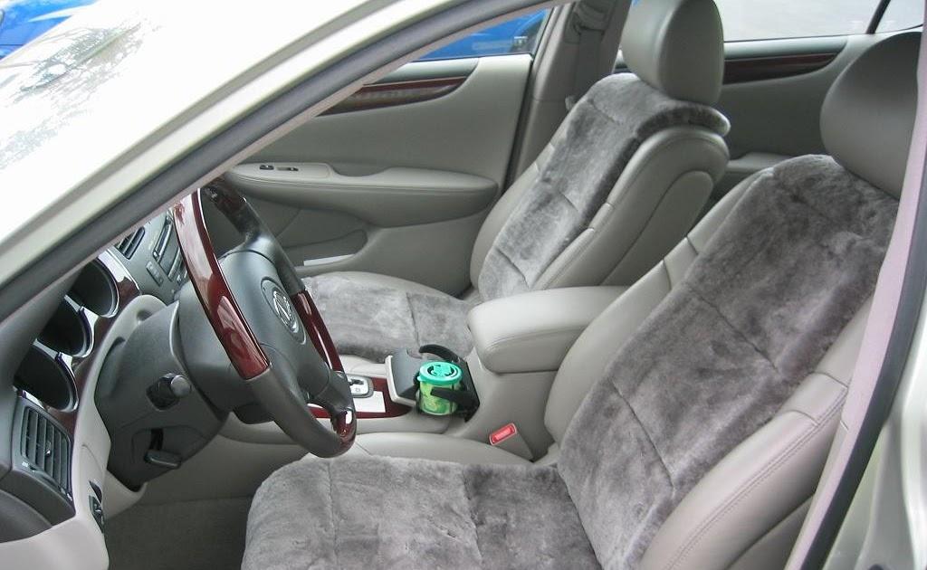 Car Sheepskin Seat Covers For Jaguar Xj Saloon