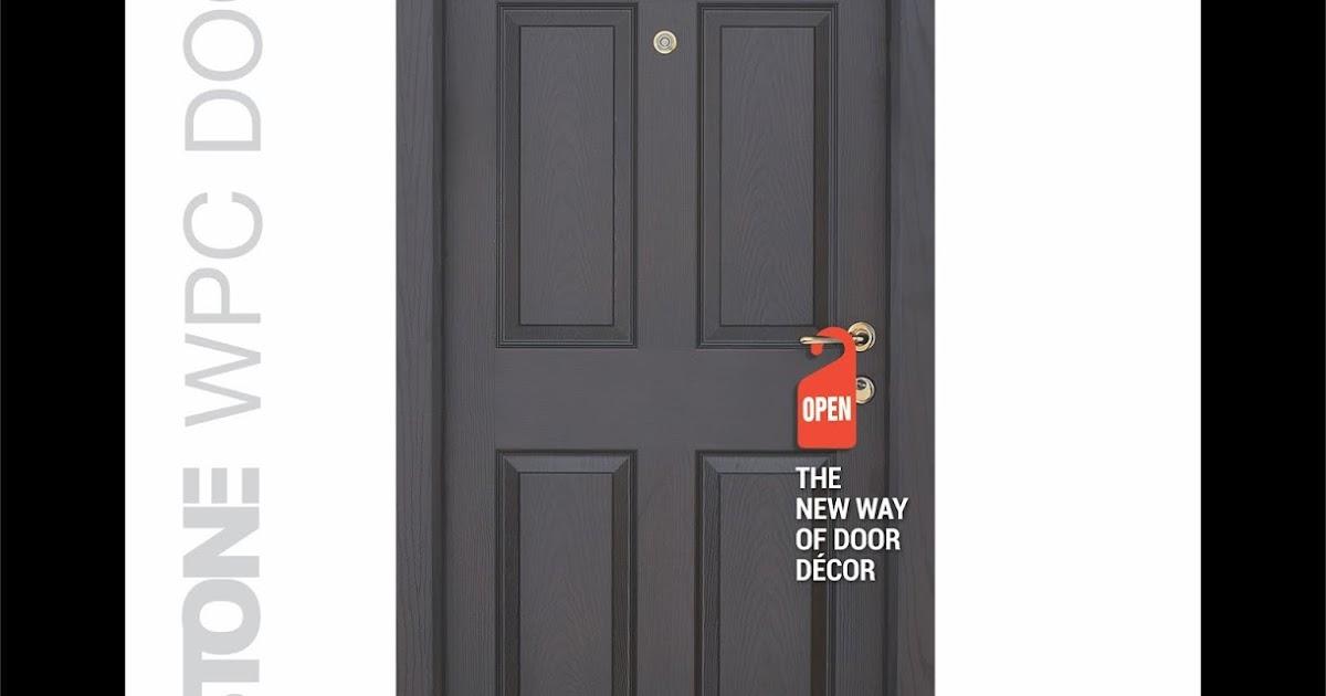 Alstone Solid Wpc Doors