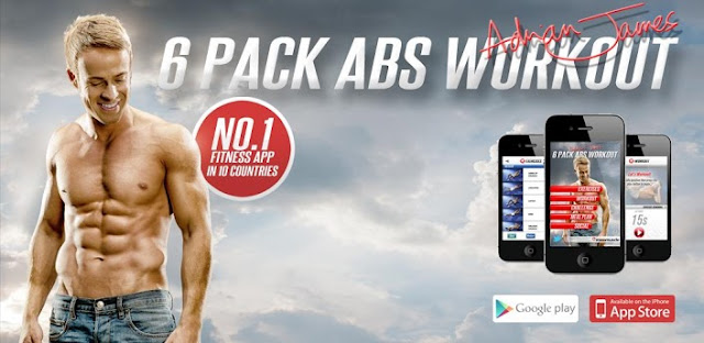 Adrian James 6 Pack Abs Workout v1.0.2017010101 APK Download