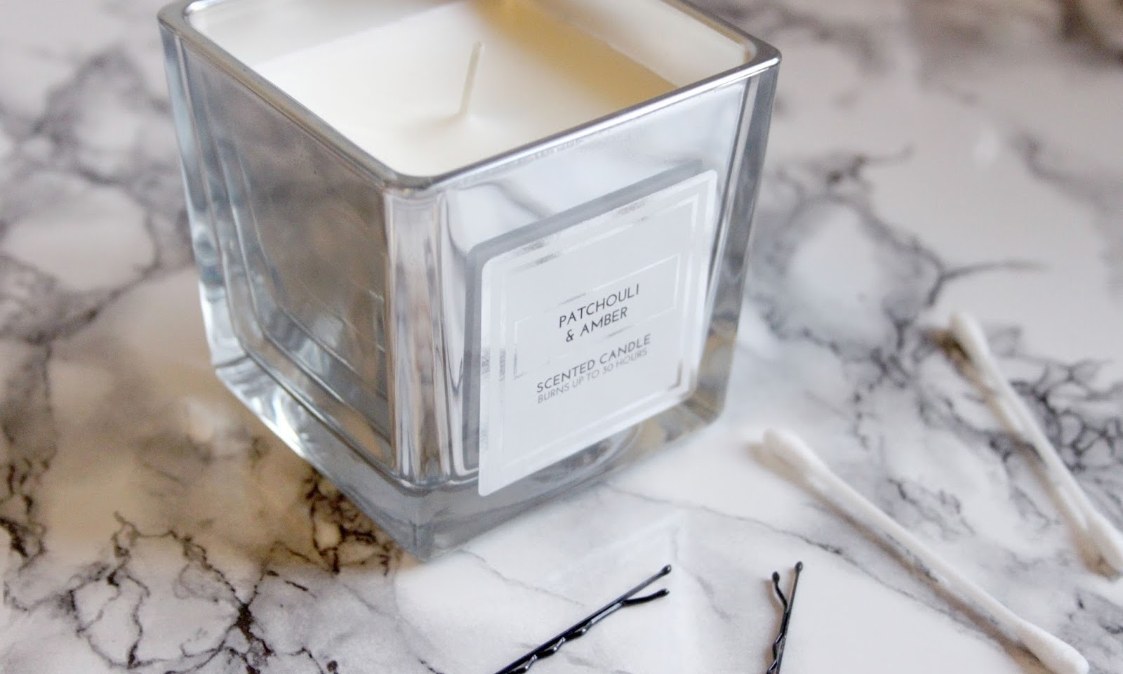 Clashing Time loves Primark Candles
