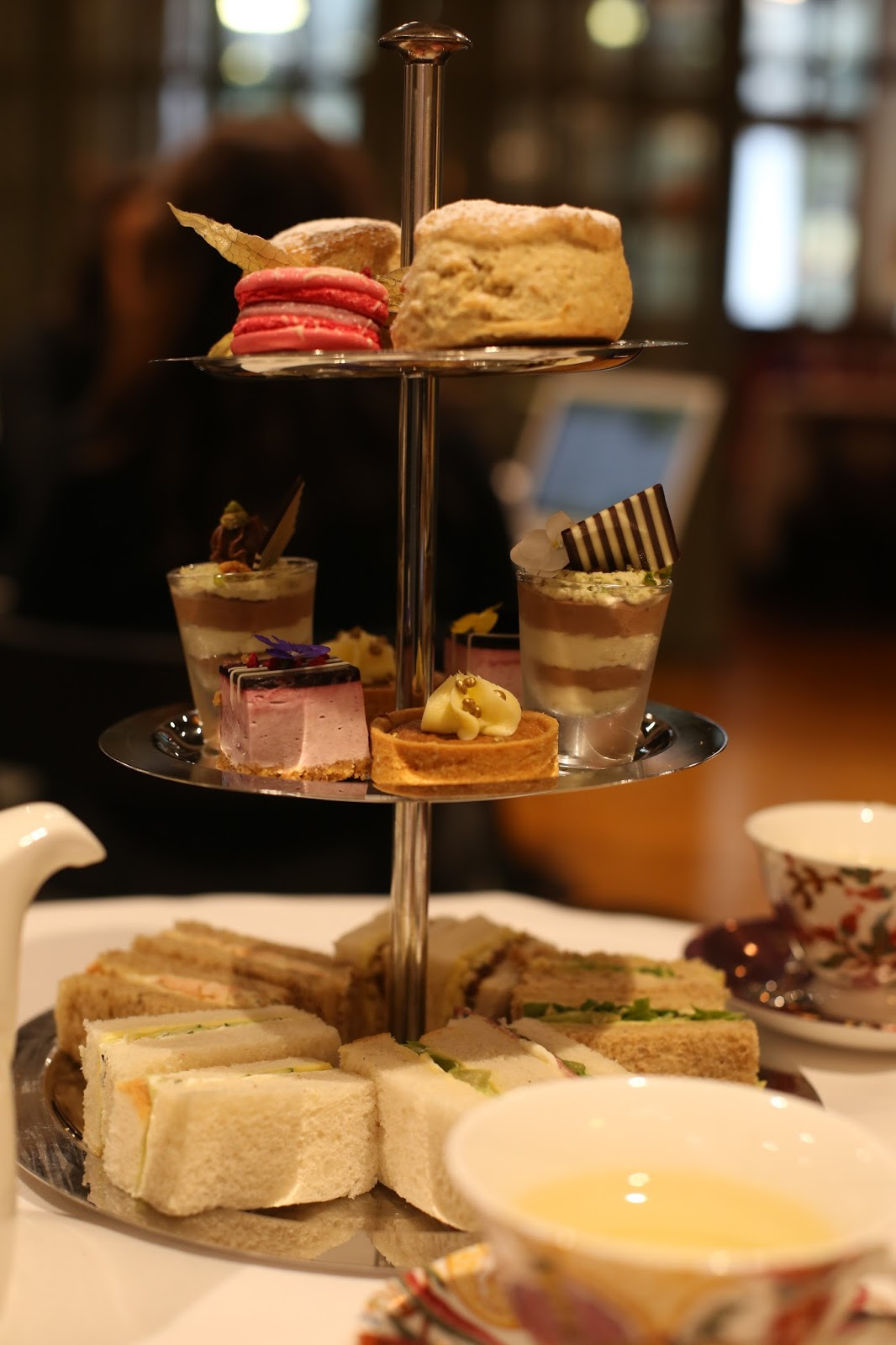 afternoon tea at king street townhouse