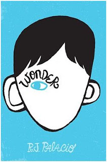 Cover for Wonder by RJ Palacio