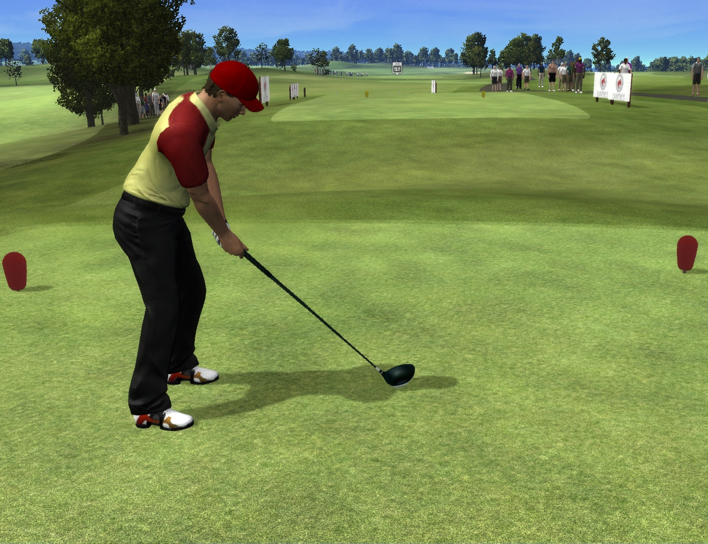 Online Golf Game