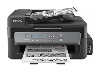 Epson M200 Adjustment