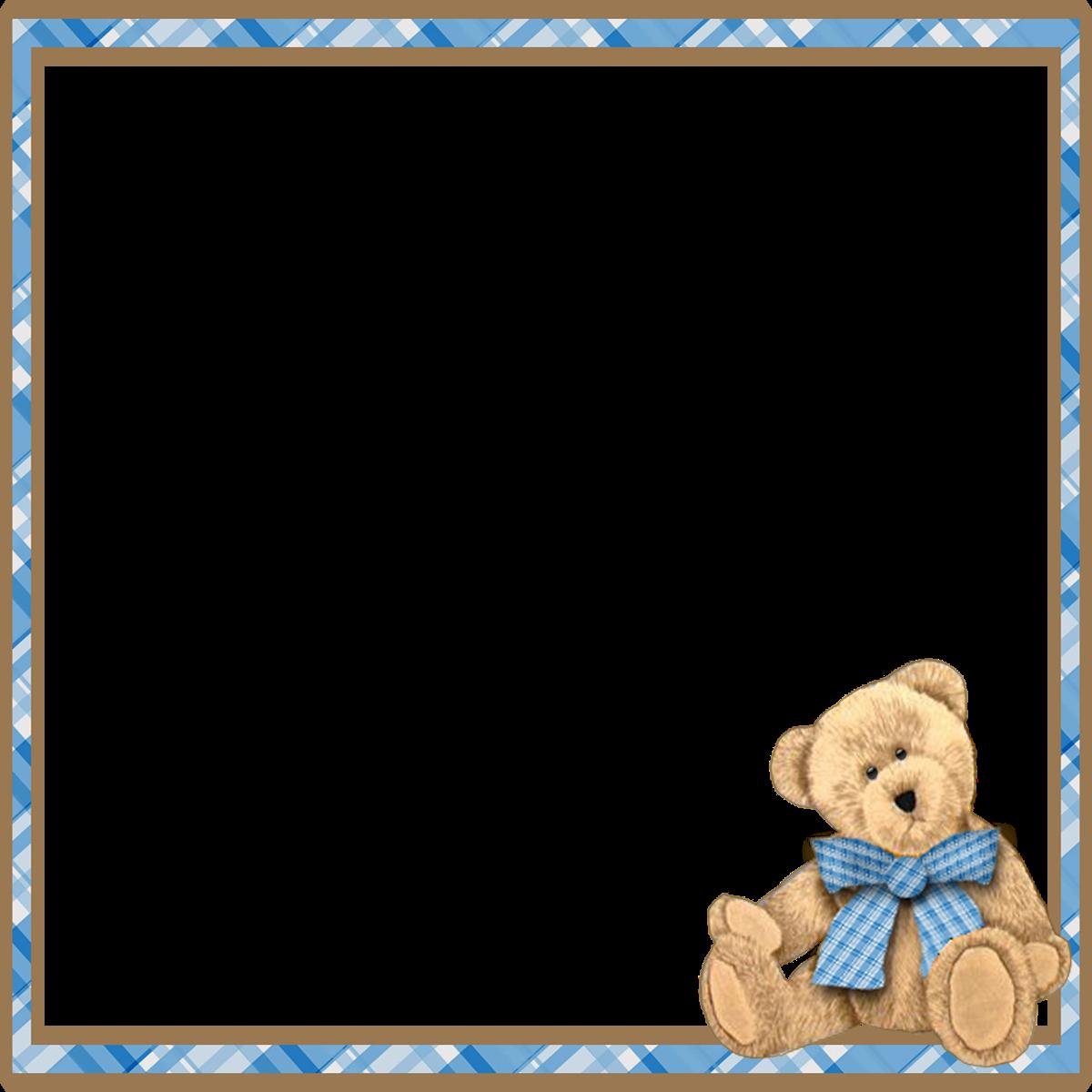 GRANNY ENCHANTED'S BLOG: Free Teddy Bear Digi Scrapbook Kit