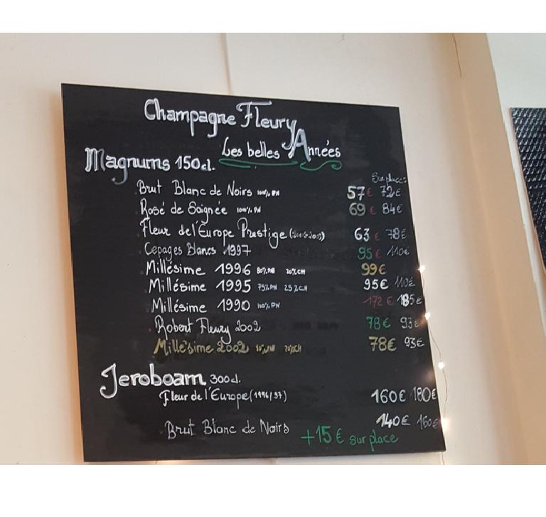Vinondo presque un bar champagne l apr s salon du vin for Salon vin paris