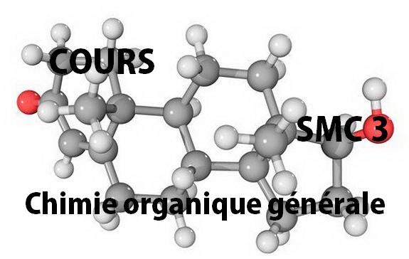 Cours Chimie Organique Générale SMC Semestre S3 PDF