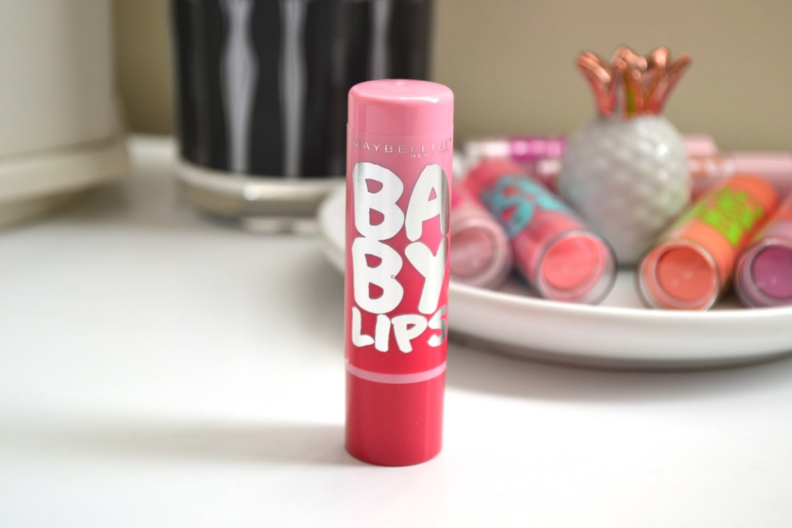Aquaheart: Maybelline Baby Lips Glow Balm - Review