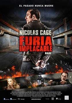 Furia Implacable online latino 2014 - Acción, Thriller