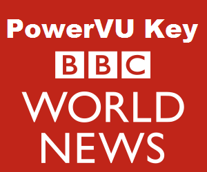 BBC World News New PowerVU Key on Intelsat20@68'5E