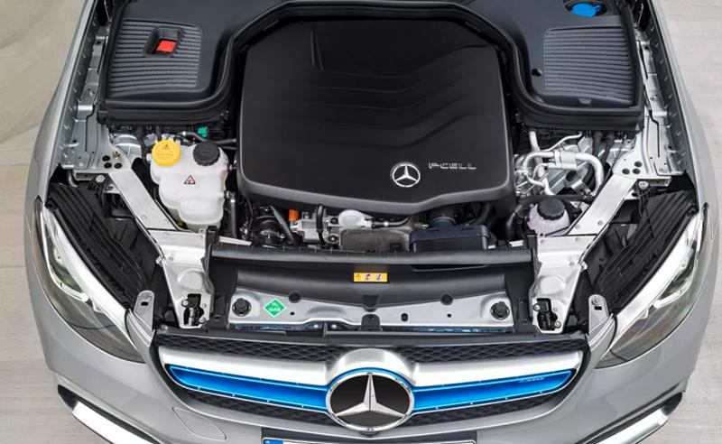 2019 Mercedes-Benz GLC F-Cell hydrogen Fuel Car Future