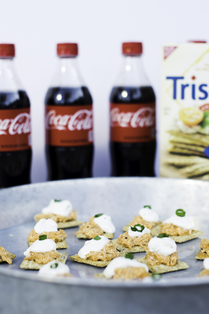 Coca Cola Tailgating