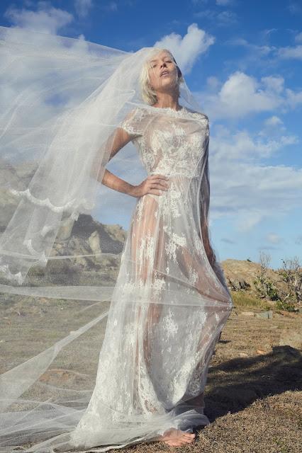 FANNY LIAUTARD créatrice de robes de mariée