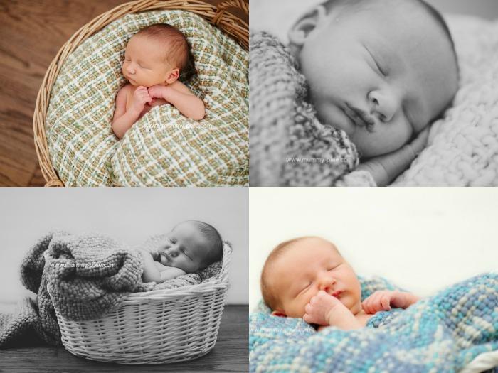 Squidge newborn pics