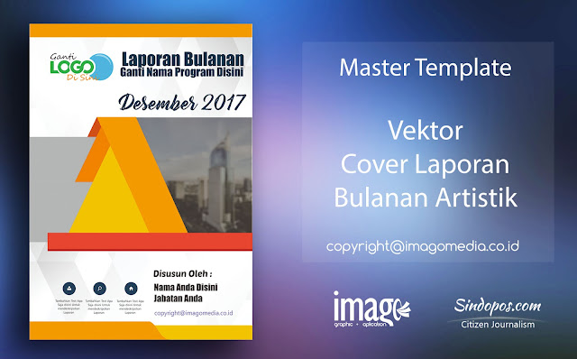 Desain-Cover-Laporan-Bulanan-Artistik