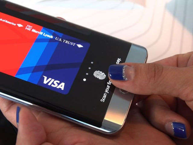 how to use samsung pay