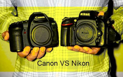.Canon VS Nikom, Comparison Which One is Better