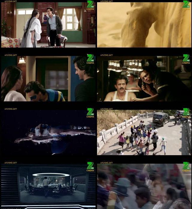 A Flying Jatt 2016 Hindi 720p HDTV