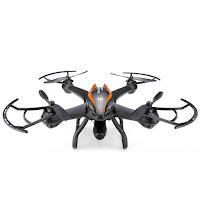 Cheerson Cx-35 Quadcopter Red Front Look