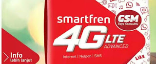 Paket internet Murah Smartfreen