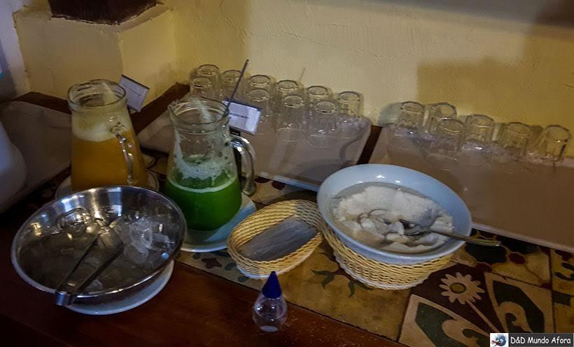 Café da manhã na Pousada do Caraça: onde ficar no Santuário do Caraça